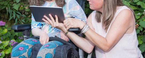Enfants en situation de handicap