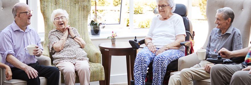 Résidence de services pour seniors